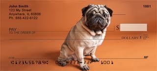 Pug Personal Checks