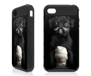 The Moocher Pug Apple iPhone 4 / 4S Cargo Case